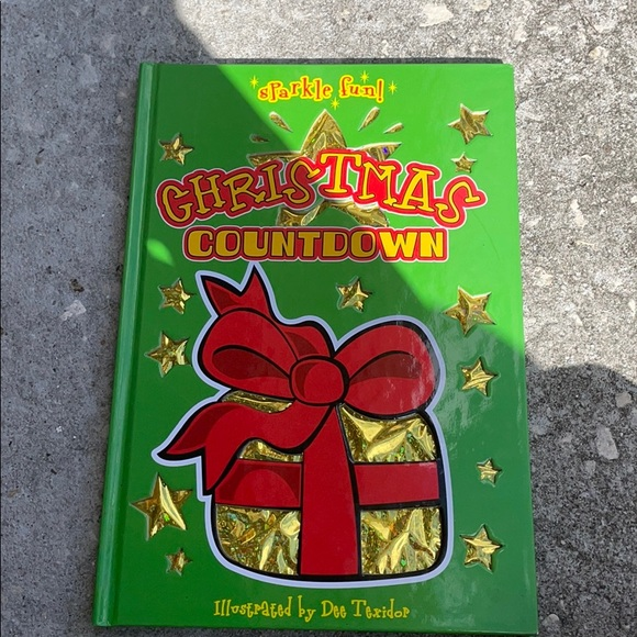 Christmas Count down book
